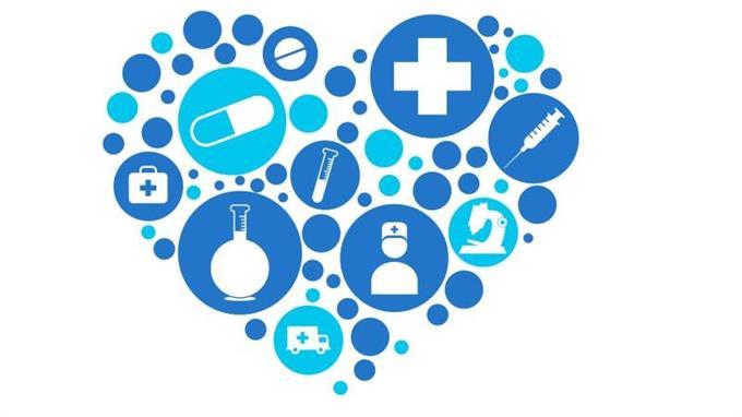 hình ảnh lĩnh vực chăm sóc sức khỏe