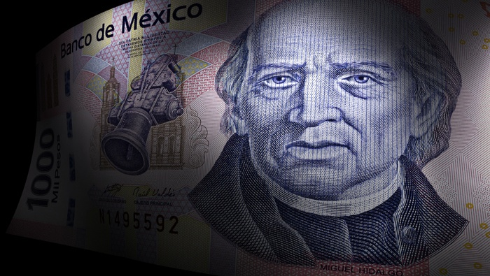 Mexican Peso Outlook: USD/MXN Wavers as Traders Look to Fed for Taper Clues
