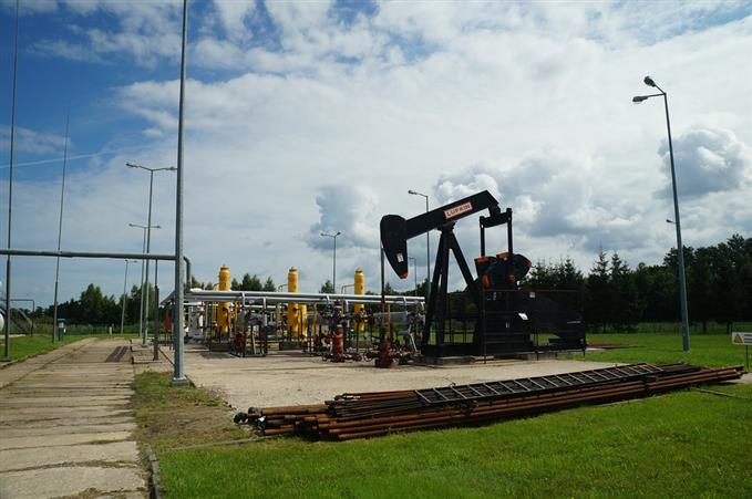 Oil is a widely-traded commodity