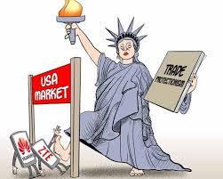 US President Trump Escalates US-China Trade War; Gold Unmoved
