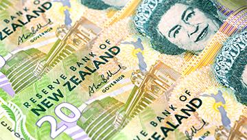 NZD/USD se desploma y establece un mínimo de 5 meses tras la formación de un nuevo gobierno