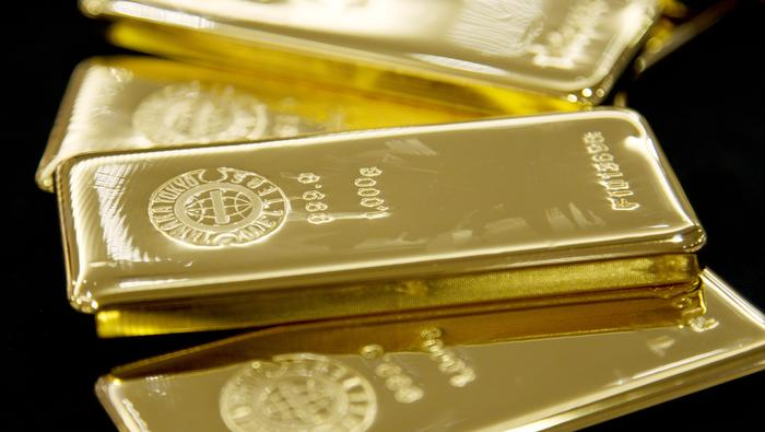 """Gold Prices Risk Forming a """"Double Top"""" Despite Yields Drop"""