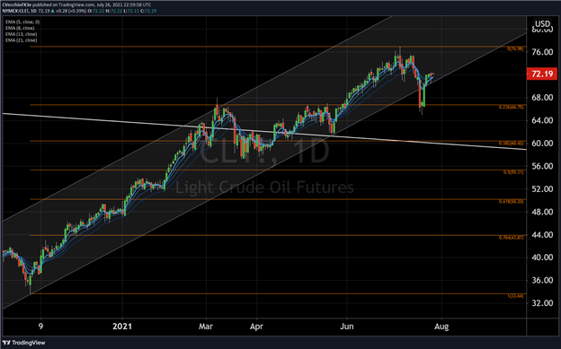 Can You Trust the US Dollar Rally? Oil Back on Track? - The Macro Setup