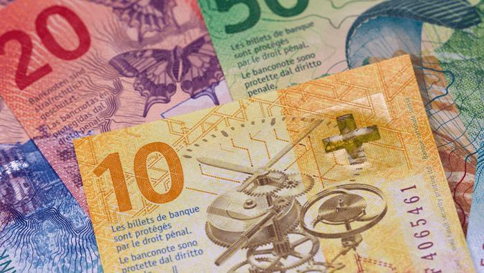Schweizer Franken (EUR/CHF): Trade bleibt intakt?