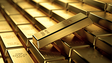 Rebond du cours de l'or dans une journée encore calme en bourse