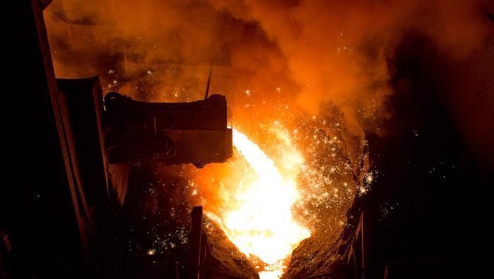 ArcelorMittal seguirá al alza, beneficiándose del aumento de la demanda de acero