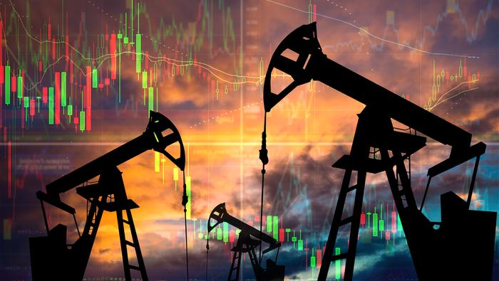 Crude Oil Blows Through Resistance on Way to Seven Year Highs