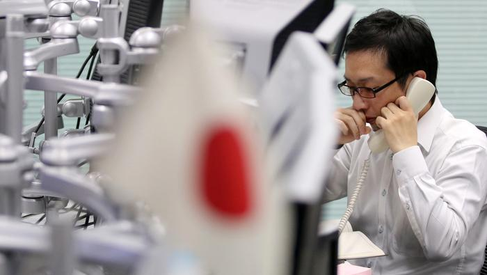 EUR/JPY, GBP/JPY : L'aversion pour le risque favorise le yen