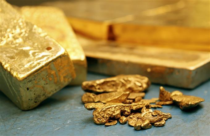 análisis precio del oro