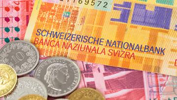 USD/CHF y EUR/CHF: el sentimiento de mercado podría penalizar al Franco Suizo