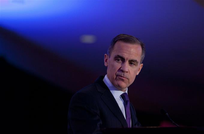 Mark Carney prudent en raison du Brexit, banque d'Angleterre maintient ses taux directeurs, prochaine hausse des taux en août 2018