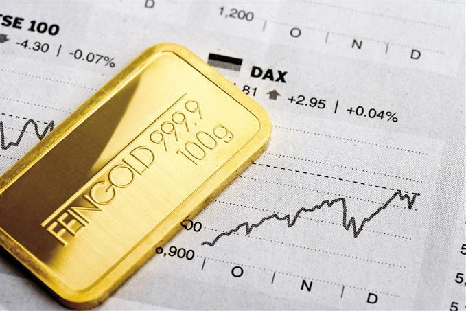 Precio oro análisis técnico