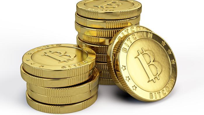 Bitcoin : Une sortie de biseau descendant