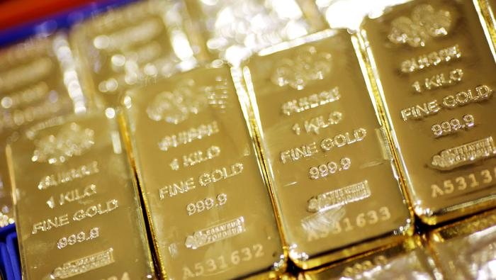 Oro colapsa bajo inminente acuerdo comercial entre Estados Unidos y China