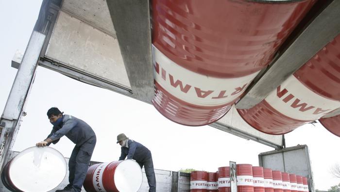 Ölpreis (WTI/Brent): Ausbruch ist gar nicht so unwahrscheinlich