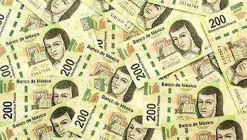 El peso mexicano sigue de fiesta pero su buena fortuna podría durar poco