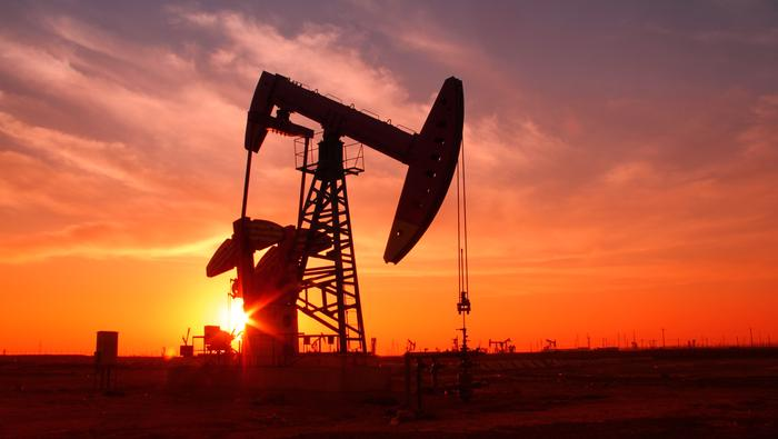 Crude Oil Prices Up with Gold and Stocks as US Dollar Drops, EIA Eyed