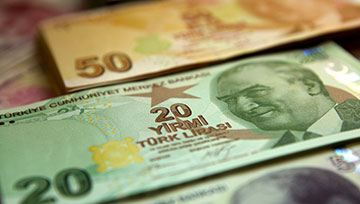 EUR/TRY: Türkische Lira in Aufwertungsrallye