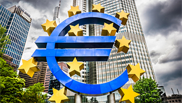 EUR Waits For ECB Press Conference After Policy Left Unchanged