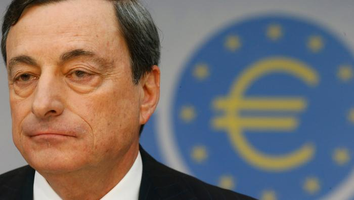 Euro hoy: La era de Draghi al frente del BCE llega a su fin, el EUR/USD no se inmuta