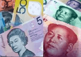 AUDUSD Fall to Deepen with No Sign of Chinese Intervention to Curb Yuan Plunge