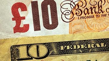 GBP/USD: Wichtige Unterstützung unter Beschuss