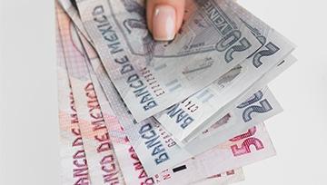 Peso mexicano hoy: EUR/MXN parece exhibir mayor potencial bajista que el USD/MXN. ¿Por qué?