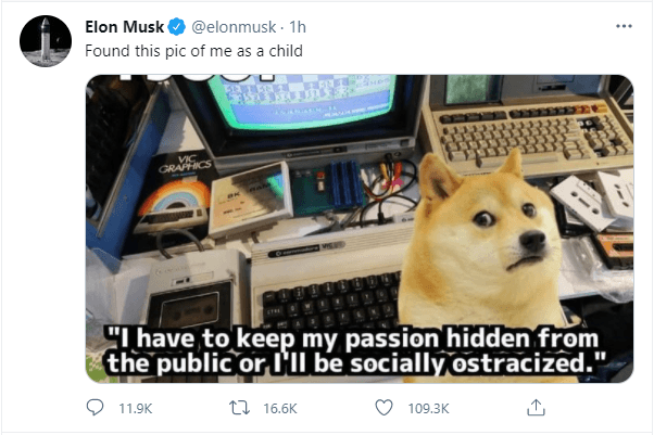 Dogecoin (DOGE) Surges on Coinbase Pro Listing News, Elon Musk Tweets Approval