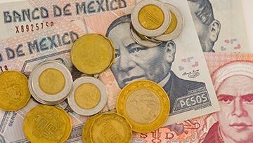 El peso mexicano espera con cautela la difusión de los datos de empleo de Estados Unidos