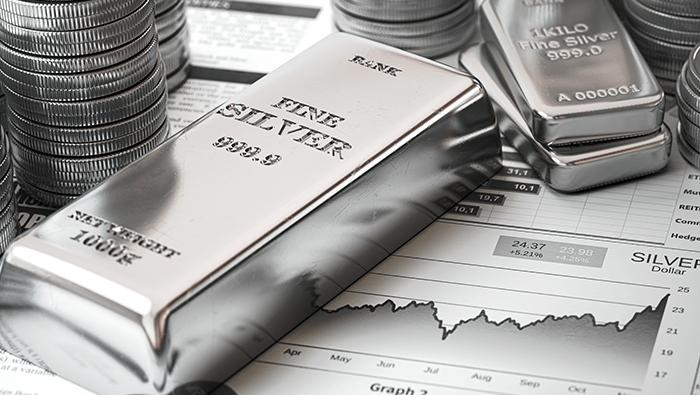 Silberpreis: Nachhol-Potential bei Silber vorhanden?