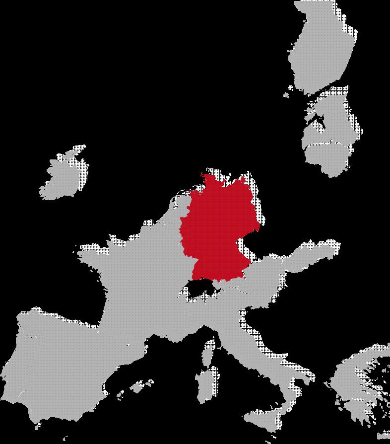 Germany map image