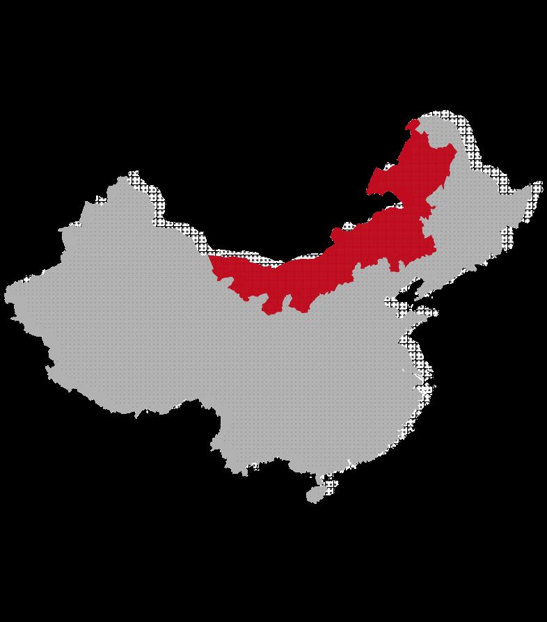 imagen de mapa de Mongolia