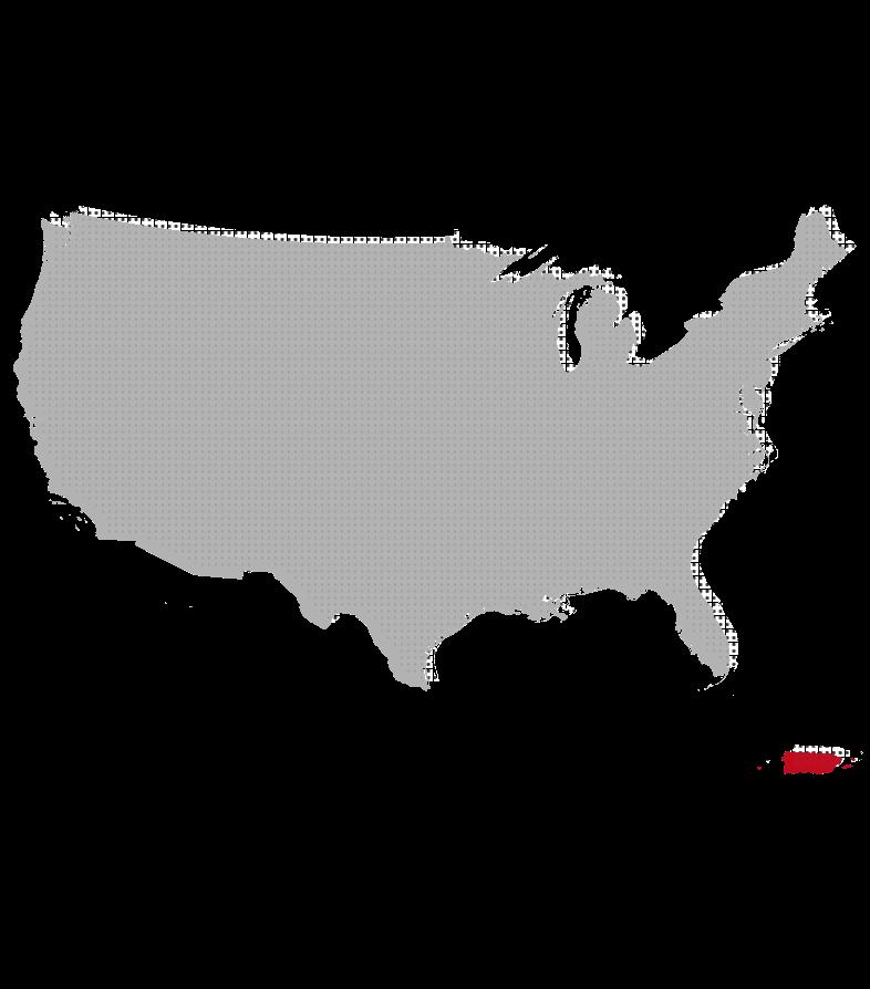 Puerto Rico map image