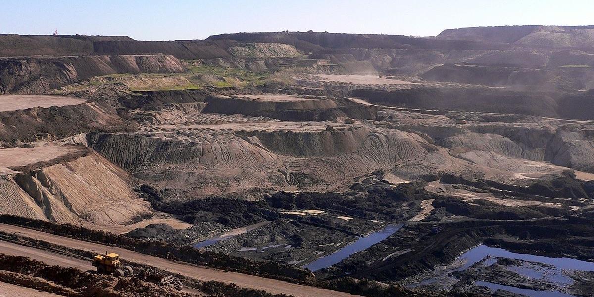 Mongolie, extraction de charbon