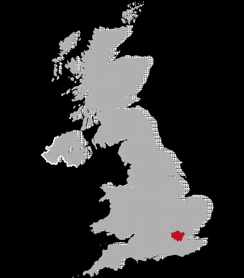 London map image
