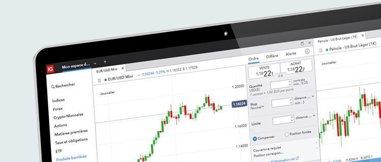 ouvrir un compte de trading cfd et forex quelle offre choisir