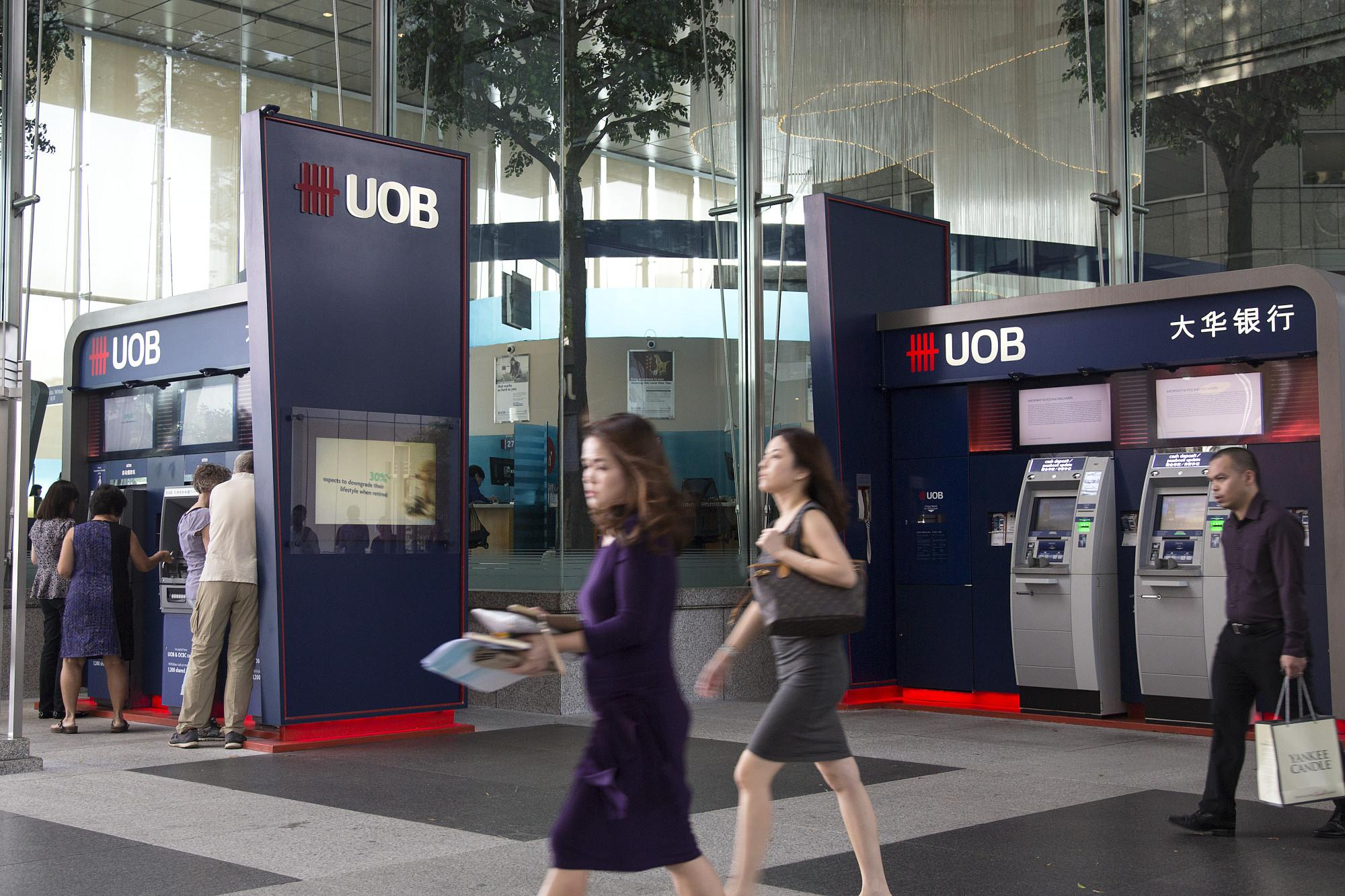 UOB launches 'high street' branch to target half a million emerging affluent customers in Singapore | IG EN