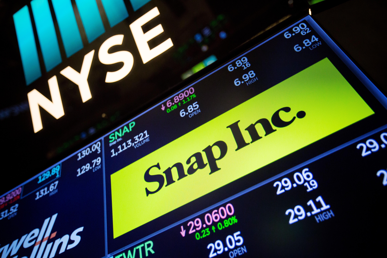 Snapchat ipo price estimate