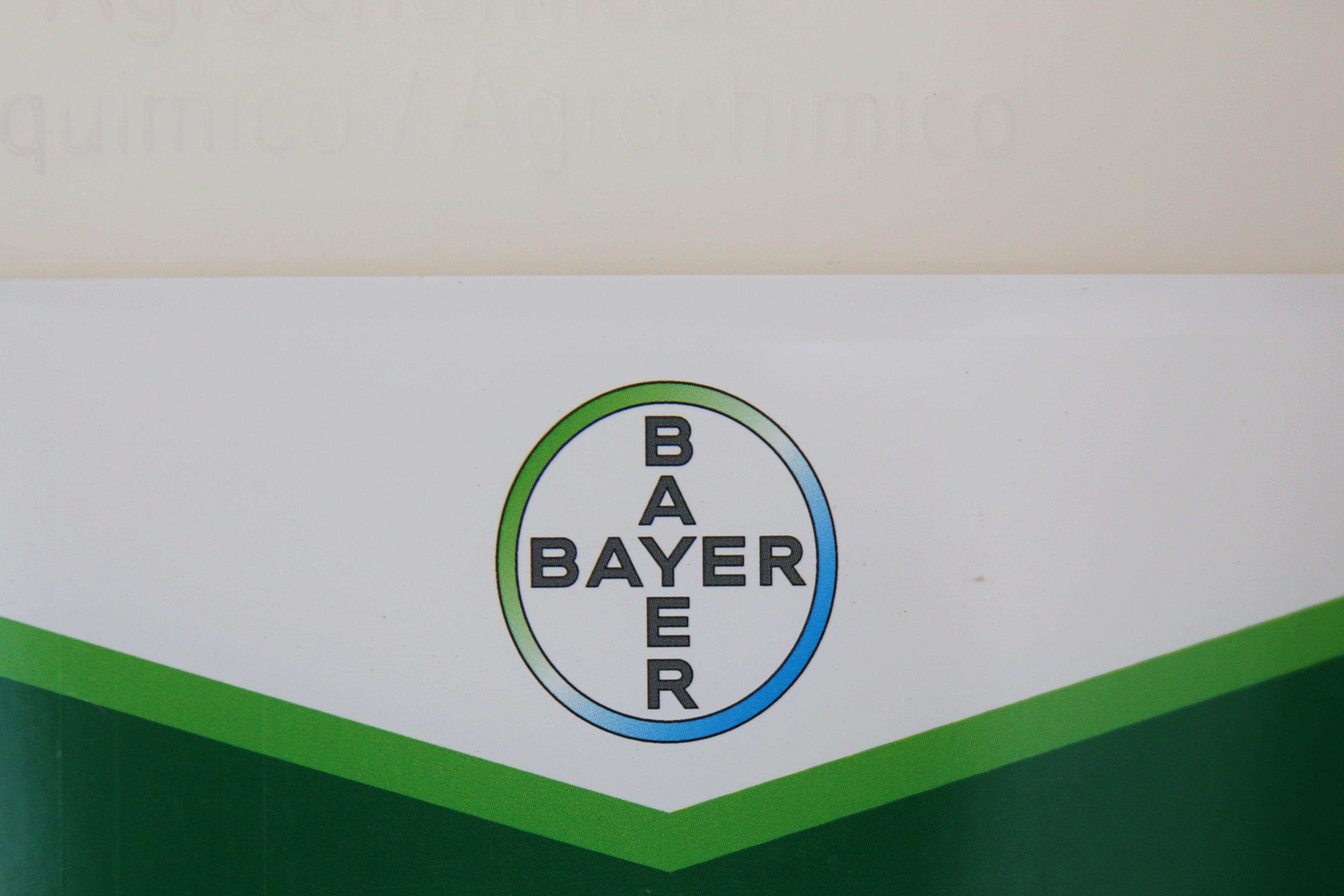 Bayer logo after losing Monsanto Roundup lawsuit