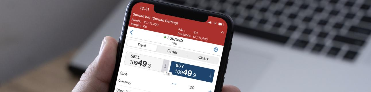 spread betting ireland