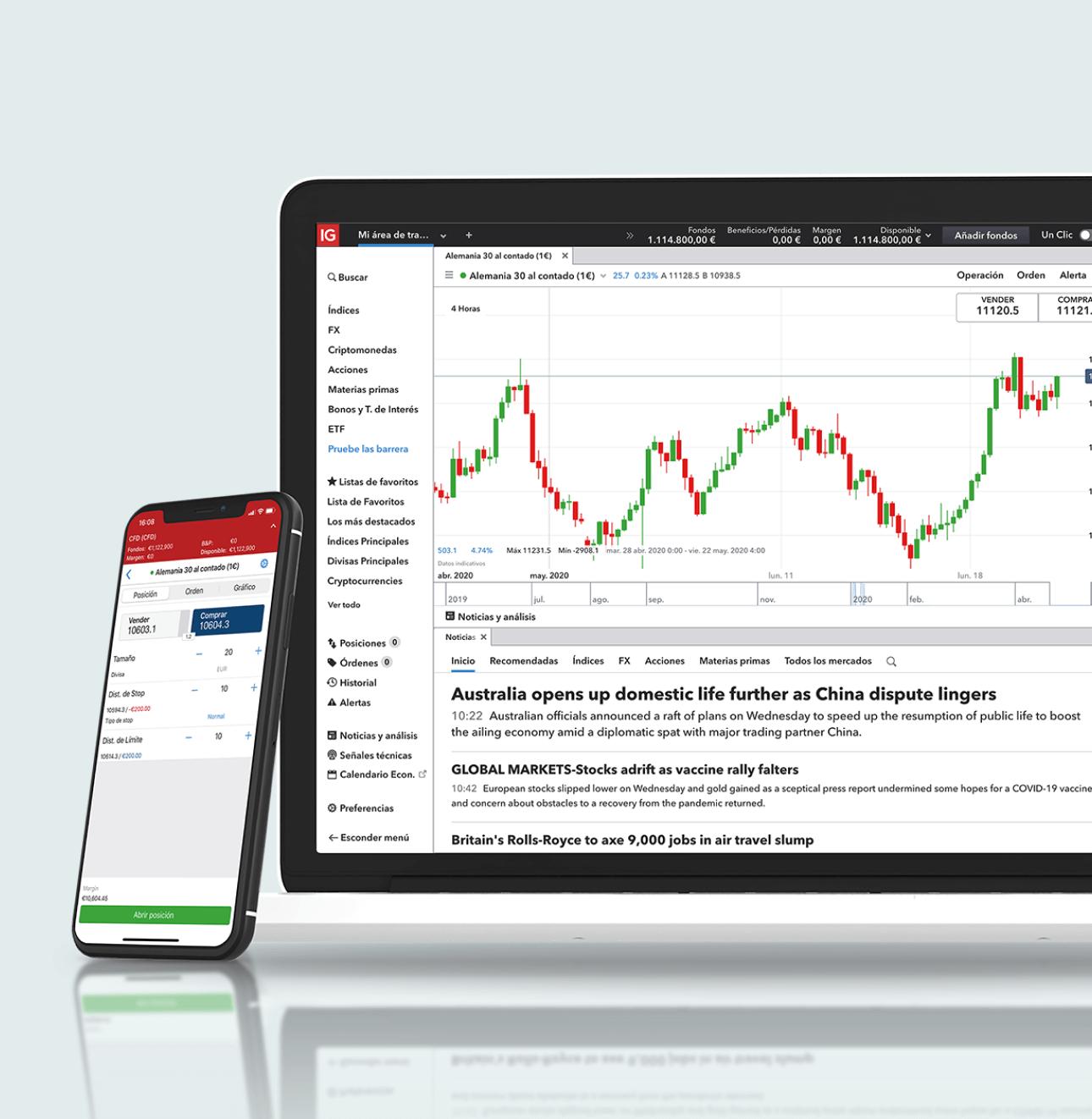 fusion dma trading platform demo
