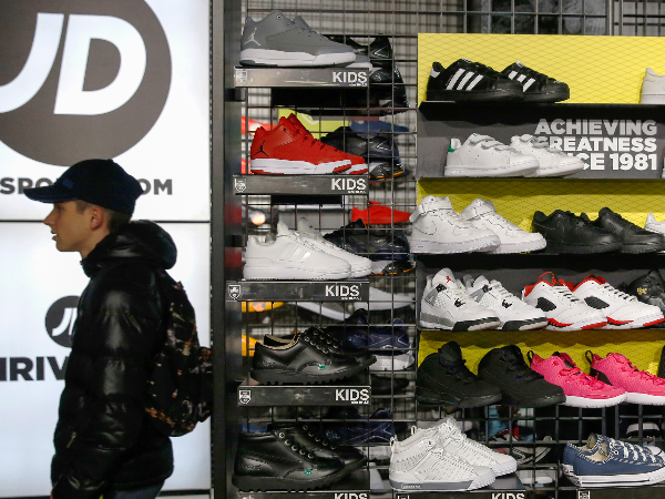 JD Sports (LON:JD) share price: what to expect from its half