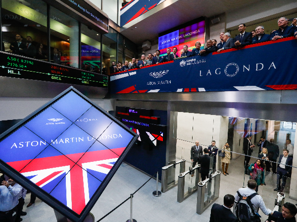 Aston Martin Share Price Could Fall Further After Capital Raise Ig Uk