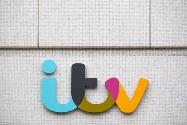 ITV logo before ITV Q2 results