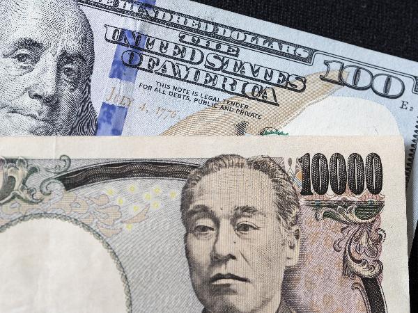 Yen and US dollar