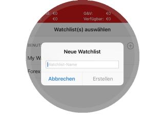Was Ist Eine Watchlist