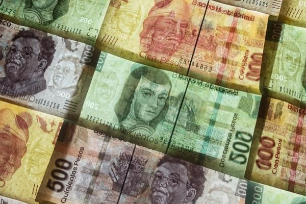 Against Mexican Peso