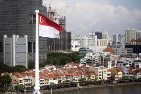 Singapore GDP fall below expectations with a 0 1% gain in Q2