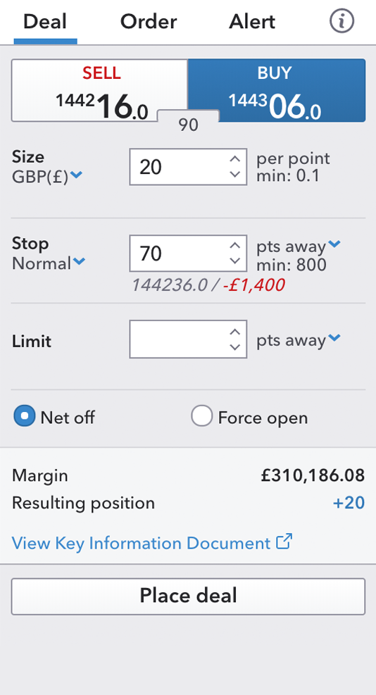 Ig forex stopping distance greater than