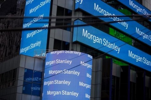 Morgan Stanley share price up 2% after Q1 earnings revenue